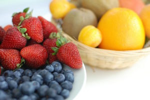 Fresh Fruit Breakfast Food